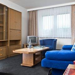 Отель Days Inn Leipzig City Centre интерьер отеля