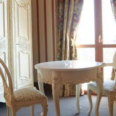 Hotel Chateau de la Tour ванная