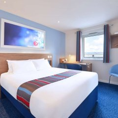 Отель Travelodge Liverpool Central Exchange Street комната для гостей фото 5