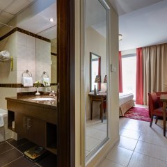 Abidos Hotel Apartment, Dubailand ванная