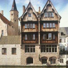 Отель Relais Bourgondisch Cruyce, A Luxe Worldwide Hotel Бельгия, Брюгге - отзывы, цены и фото номеров - забронировать отель Relais Bourgondisch Cruyce, A Luxe Worldwide Hotel онлайн приотельная территория