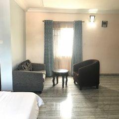 Отель PennyHill Suites and Resorts Нигерия, Энугу - отзывы, цены и фото номеров - забронировать отель PennyHill Suites and Resorts онлайн комната для гостей фото 4