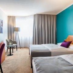 Отель Leonardo Hotel Düsseldorf City Center Германия, Дюссельдорф - отзывы, цены и фото номеров - забронировать отель Leonardo Hotel Düsseldorf City Center онлайн комната для гостей фото 5