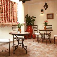 Отель Riad Carina Марокко, Марракеш - отзывы, цены и фото номеров - забронировать отель Riad Carina онлайн питание фото 2