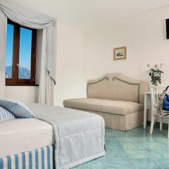 Отель Villa Maria Амальфи комната для гостей