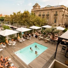 Отель Oasis Испания, Барселона - 5 отзывов об отеле, цены и фото номеров - забронировать отель Oasis онлайн бассейн фото 3