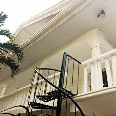 Отель 812 Angol Boracay Apartment Филиппины, остров Боракай - отзывы, цены и фото номеров - забронировать отель 812 Angol Boracay Apartment онлайн балкон