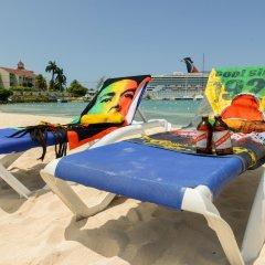 Отель SandCastles Deluxe Beach Resort фото 4