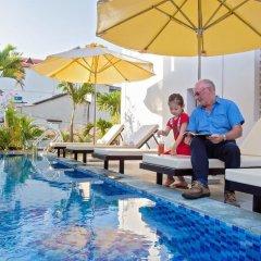 Отель Trendy life villa бассейн