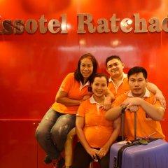Отель Blissotel Ratchada Таиланд, Бангкок - отзывы, цены и фото номеров - забронировать отель Blissotel Ratchada онлайн спа фото 2