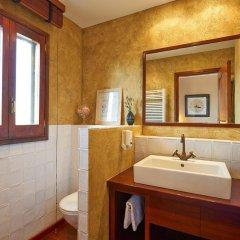 Отель Cal Ruget Biohotel ванная