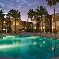 Отель Amman Marriott Hotel Иордания, Амман - отзывы, цены и фото номеров - забронировать отель Amman Marriott Hotel онлайн бассейн