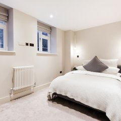Апартаменты Homely and Chic 2 Bed Apartment Лондон комната для гостей фото 2