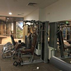 Отель Borovets Hills Resort & SPA Болгария, Боровец - отзывы, цены и фото номеров - забронировать отель Borovets Hills Resort & SPA онлайн фитнесс-зал фото 2