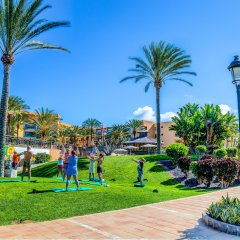 SBH Costa Calma Beach Resort Hotel детские мероприятия фото 2