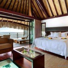 Отель Hilton Moorea Lagoon Resort and Spa комната для гостей фото 5