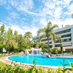 Отель Ona Jardines Paraisol Испания, Салоу - отзывы, цены и фото номеров - забронировать отель Ona Jardines Paraisol онлайн бассейн