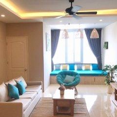 Отель Premium Beach Hotels & Apartments Вьетнам, Вунгтау - отзывы, цены и фото номеров - забронировать отель Premium Beach Hotels & Apartments онлайн комната для гостей фото 4