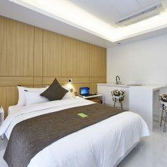 Отель Soulhada Южная Корея, Сеул - отзывы, цены и фото номеров - забронировать отель Soulhada онлайн комната для гостей фото 5