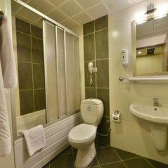 Almer Hotel Турция, Кайсери - 1 отзыв об отеле, цены и фото номеров - забронировать отель Almer Hotel онлайн ванная фото 2