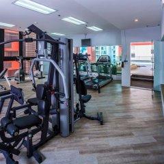 Отель Bandara Suites Silom Bangkok фитнесс-зал