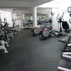 Отель Club Cascadas de Baja фитнесс-зал фото 2