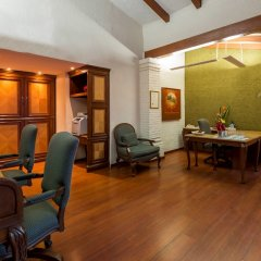Отель Quinta Real Guadalajara фитнесс-зал фото 3