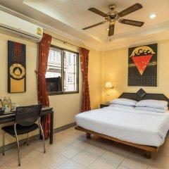 The Ambiance Hotel комната для гостей фото 2