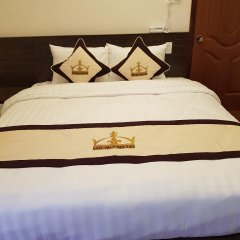 Hoang Trieu Da Lat Hotel Далат комната для гостей фото 3