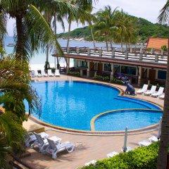 Отель Phangan Bayshore Resort бассейн фото 2