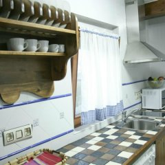 Отель El Requexu Apartamentos Rurales в номере