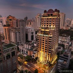 Отель Muse Bangkok Langsuan - Mgallery Collection Бангкок