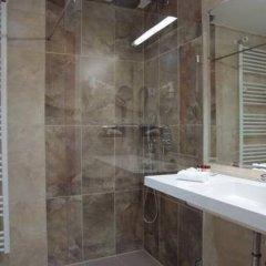 Отель Veronika Hotel Венгрия, Тисауйварош - отзывы, цены и фото номеров - забронировать отель Veronika Hotel онлайн ванная фото 2
