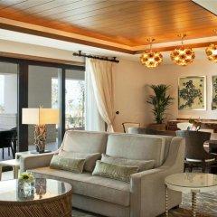 Отель The St. Regis Saadiyat Island Resort, Abu Dhabi интерьер отеля фото 2