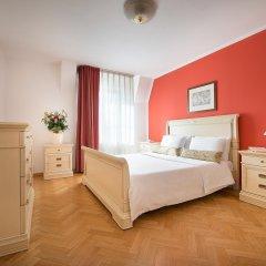 Hotel Suite Home Prague комната для гостей
