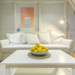 Апартаменты Vanilla Apartment комната для гостей фото 5