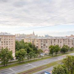 Гостиница FortEstate Leninsky Prospect 83 балкон