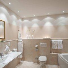 Отель Amadeus Краков ванная