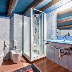 Отель Agriturismo Podere Villa Alessi Италия, Региональный парк Colli Euganei - отзывы, цены и фото номеров - забронировать отель Agriturismo Podere Villa Alessi онлайн ванная