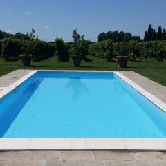 Отель Agriturismo Dominio di Bagnoli бассейн фото 3