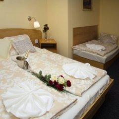 Отель Penzion Dolícek Хеб сейф в номере