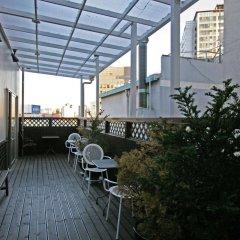 Отель Amiga Inn Seoul балкон