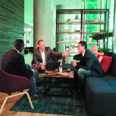 Hotel Campanile Casablanca Centre Ville интерьер отеля фото 2