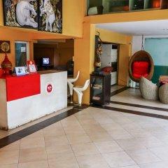Отель Nida Rooms Rama 4 Platinum Бангкок интерьер отеля фото 3