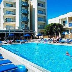Отель Sweet Memories Hotel Apts Кипр, Протарас - отзывы, цены и фото номеров - забронировать отель Sweet Memories Hotel Apts онлайн бассейн фото 3