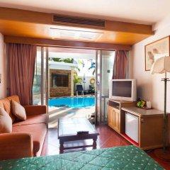 Orchid Hotel and Spa комната для гостей фото 5
