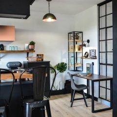 Апартаменты Grand Apartments - Bastion Wałowa Гданьск гостиничный бар