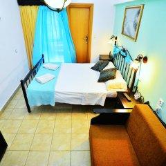 Отель Olympos Pension Родос удобства в номере