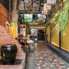 Отель NapPark Hostel Таиланд, Бангкок - отзывы, цены и фото номеров - забронировать отель NapPark Hostel онлайн фото 3
