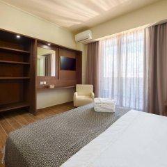 Отель GQ Hotel and Club Греция, Родос - отзывы, цены и фото номеров - забронировать отель GQ Hotel and Club онлайн комната для гостей фото 5